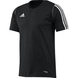 Adidas T12 Team T-Shirt - Heren - Zwart