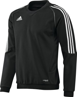 Adidas T12 Team Sweater - Heren - Zwart