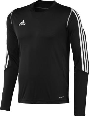 Adidas T12 Team Lange Mouwen T-Shirt - Heren - Zwart
