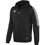 Adidas T12 Team Hoody - Heren - Zwart