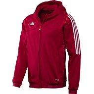 Adidas T12 Team Hoody - Heren - Rood