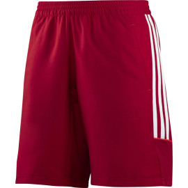 Adidas T12 Team Short - Dames - Rood