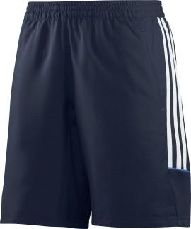 Adidas T12 Team Short - Dames - Blauw