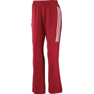 Adidas T12 Team Trainingsbroek - Dames - Rood