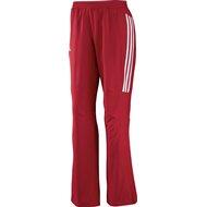 Adidas  T12 Team Trainingsbroek - Dames - Rood