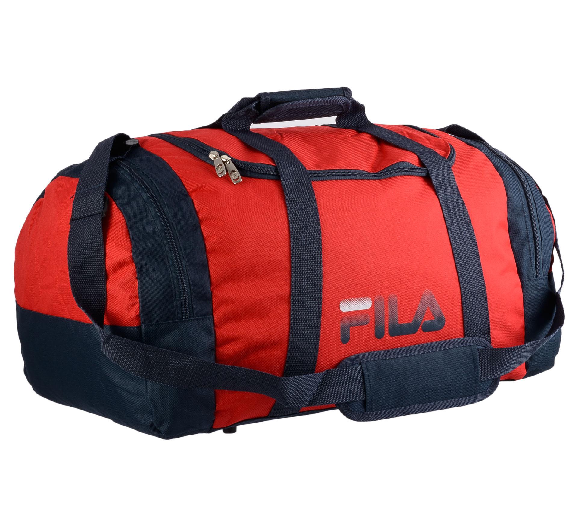 Fila  Howson 2 Sport Tas Medium rood - navy