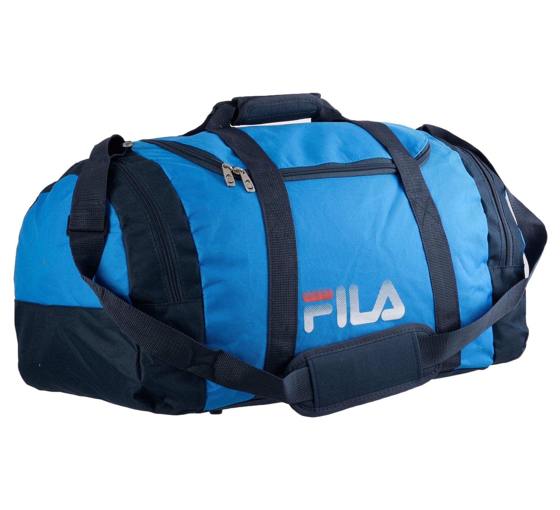 Fila  Howson 2 Sport Tas Medium blauw - navy