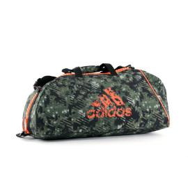 Adidas Super Boxing Sporttas - Camo