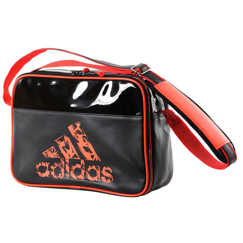 Adidas Sport Schoudertas - Zwart/Oranje