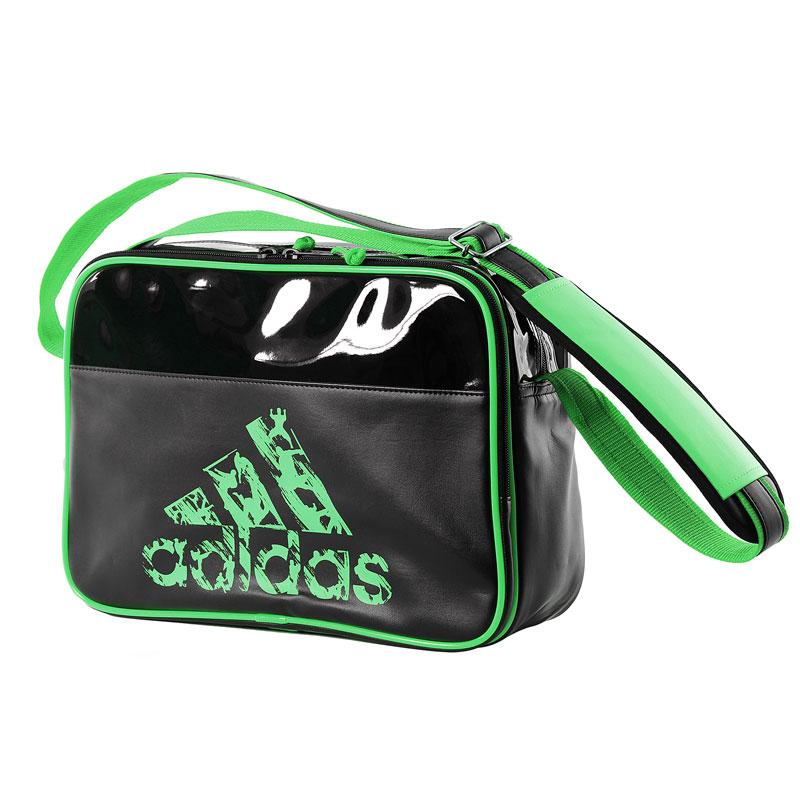 Adidas Sport Schoudertas - Zwart/Groen