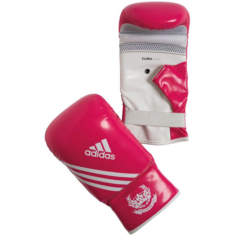 Adidas Fitness Zakhandschoenen - Roze/Wit_S/M