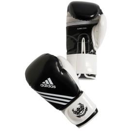 Adidas Fitness (kick)Bokshandschoenen - Zwart/Wit