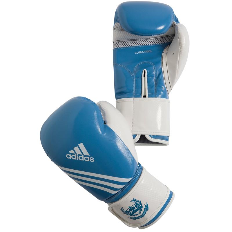 Adidas  Fitness (kick)Bokshandschoenen - Blauw/Wit