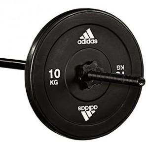 Adidas 10 kg Halterschijf
