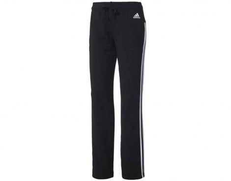 adidas Essentials 3-Stripes Pant Open Hem