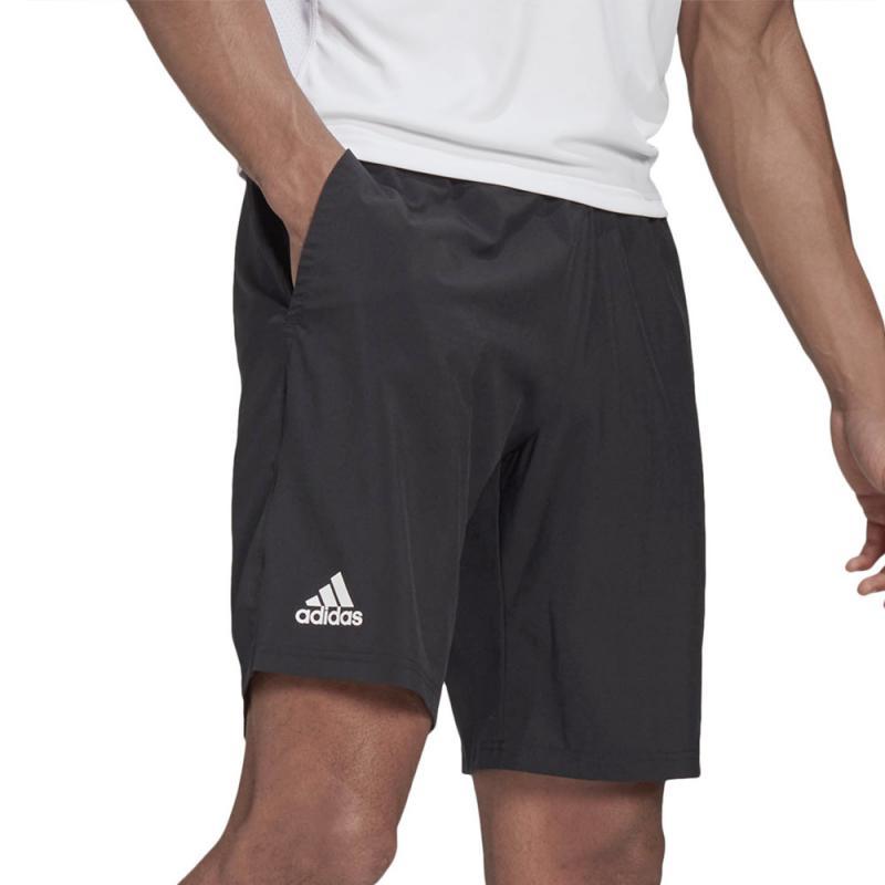 adidas Club sweatshort heren zwart