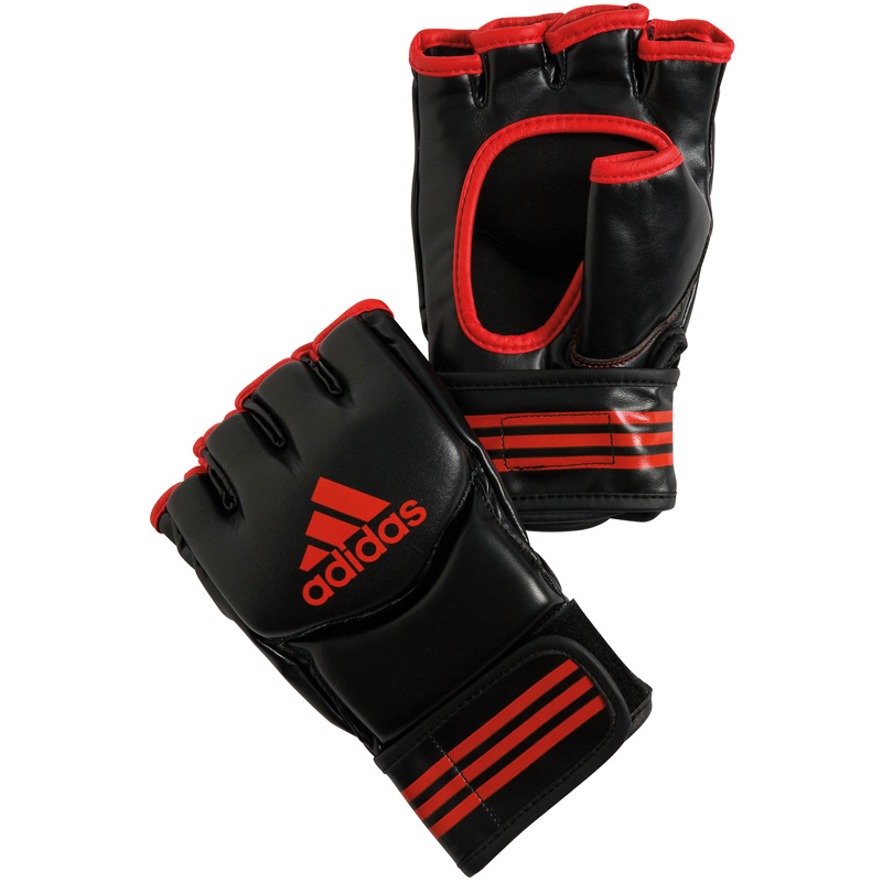 Adidas grappling handschoen - L
