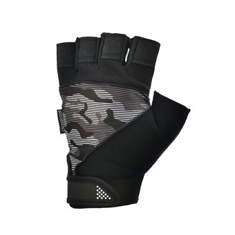 Adidas  Short Fingered Training Handschoenen Camo M