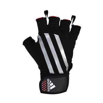 Adidas Short Fingered Weightlifting Handschoenen M