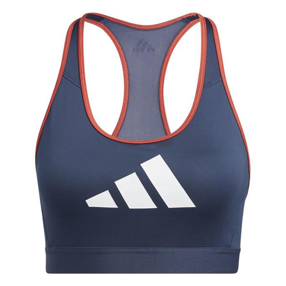 Adidas Drst 3 Bar Bra dames marine