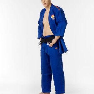 Adidas Judopak J650 Limited Edition Blauw
