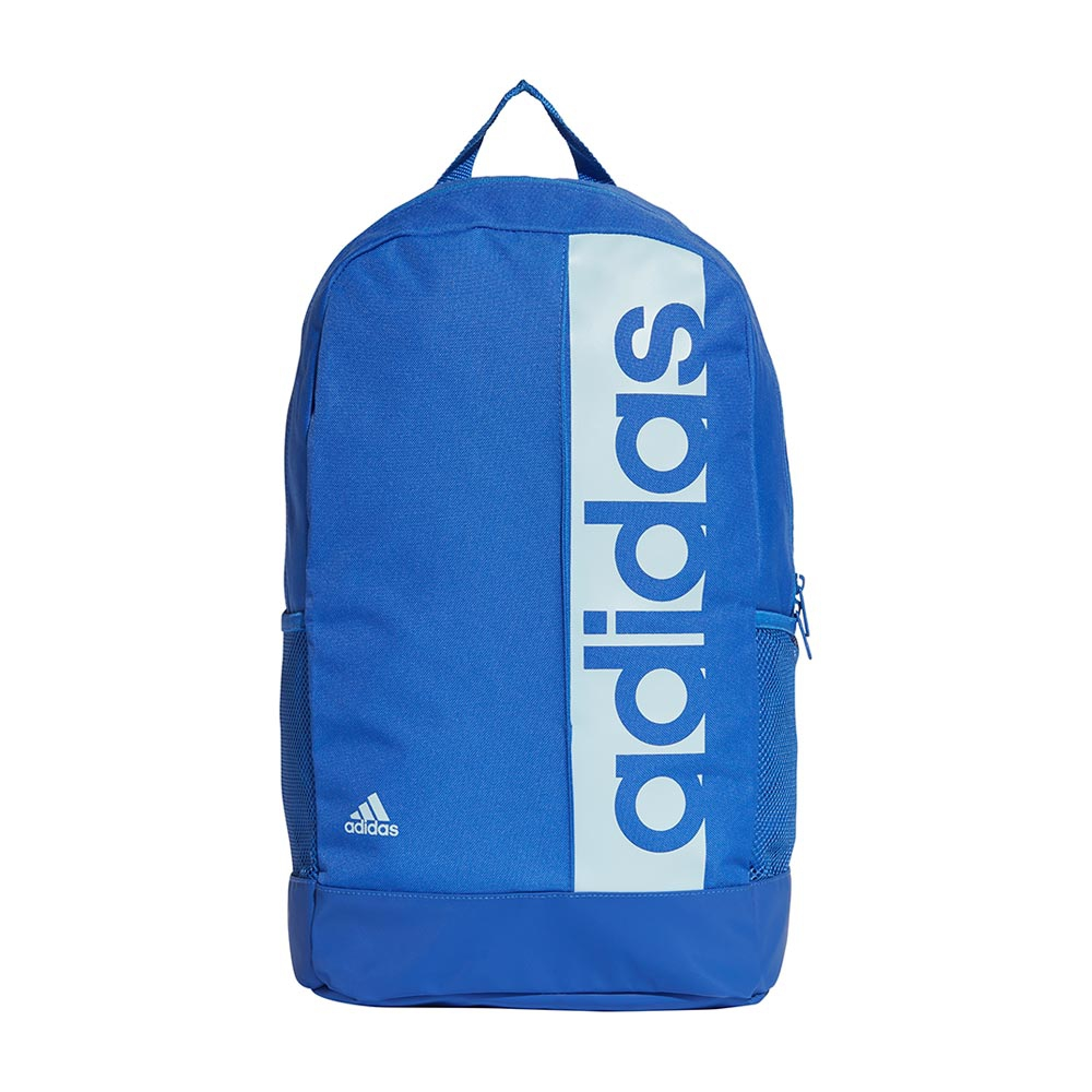 adidas Linear Performance rugtas blauw