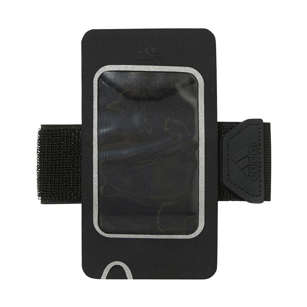 Adidas running phone houder zwart