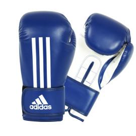 Adidas  Energy 100 (Kick)Bokshandschoenen - Blauw/Wit_14 oz