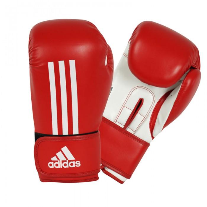 Adidas Energy 100 (Kick)Bokshandschoenen - Rood/Wit