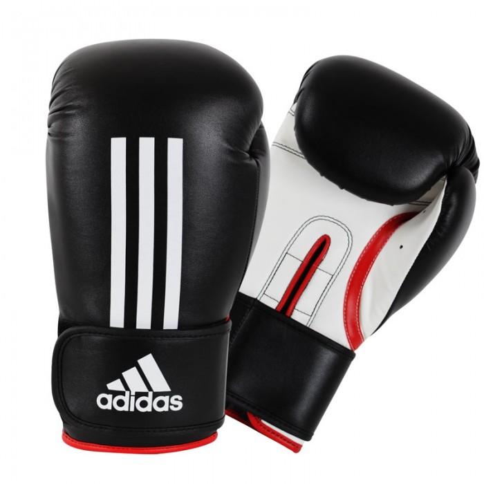 Adidas Energy 100 (Kick)Bokshandschoenen - Zwart/Wit