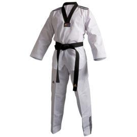 Adidas Taekwondopak Club /// Zwarte Revers