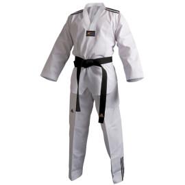 Adidas Taekwondopak Club /// Witte Revers
