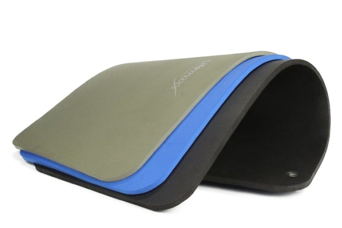 Lifemaxx Aerobic Mat 140 cm Blauw