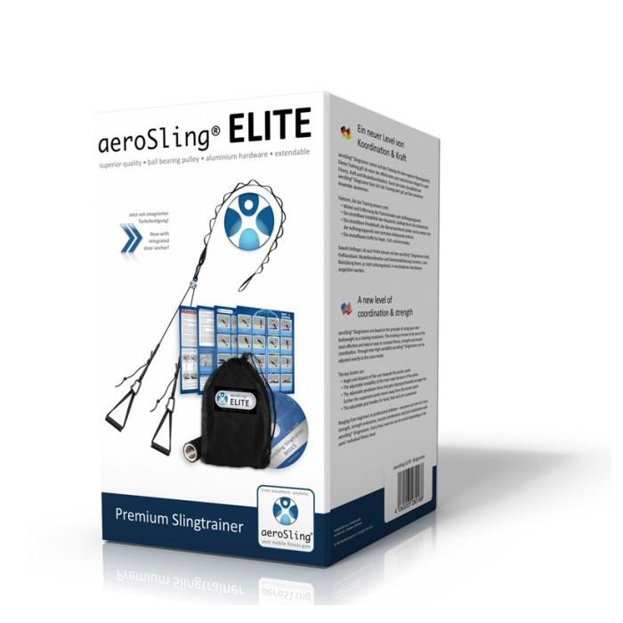 AeroSling Elite inclusief DVD + Deuranker