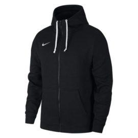 Nike Team Club 19 Fleece vest heren zwart/wit