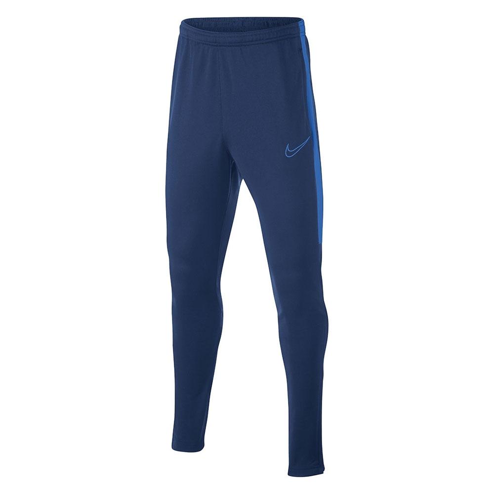 Nike Dry Academy trainingsbroek jongens marine/blauw