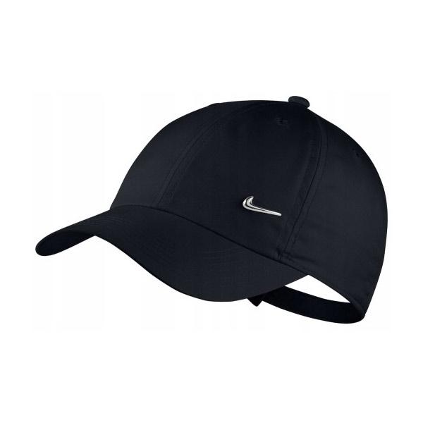 Nike Heritage 86 cap kids zwart