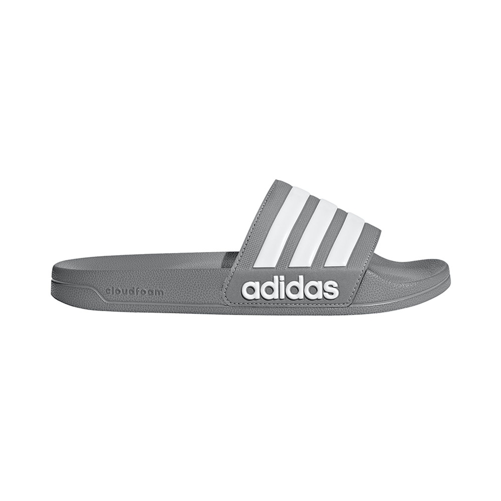 adidas Adilette Shower slippers grijs/wit