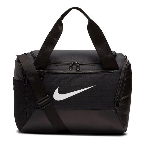 Nike Brasilia Duffel XS sporttas unisex zwart