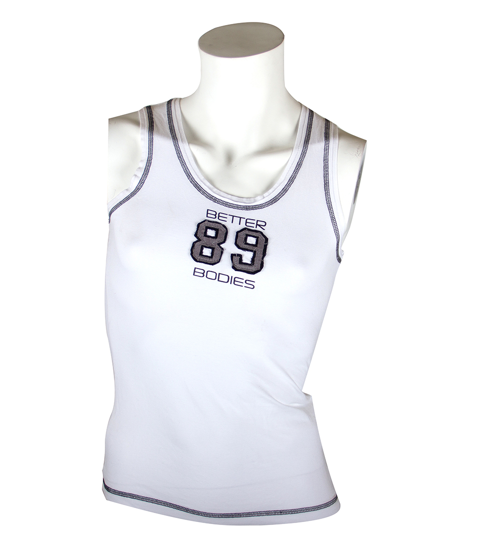 Better Bodies 89 Tank white - M