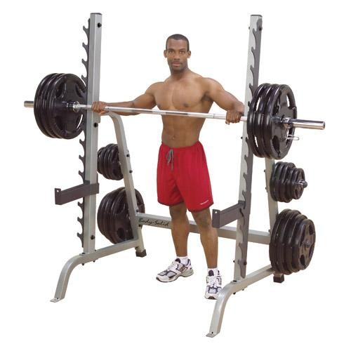 Body-Solid Multi Press Rack