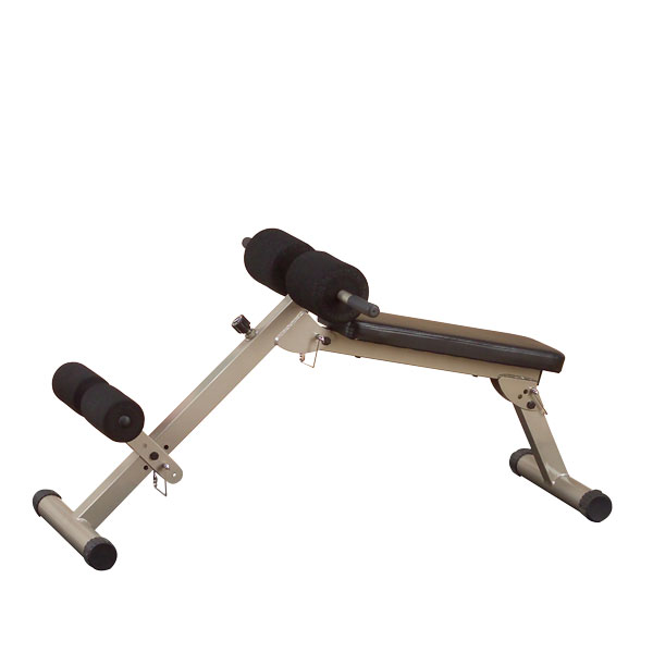 Body-Solid  (Best Fitness) Ab Board Hyperextension