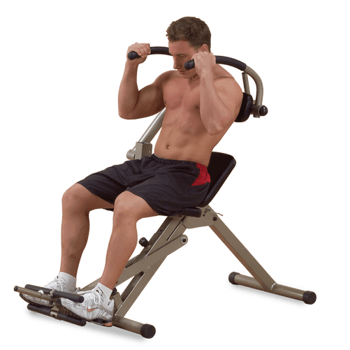 Body-Solid  (Best Fitness) Ab Mantis Bench