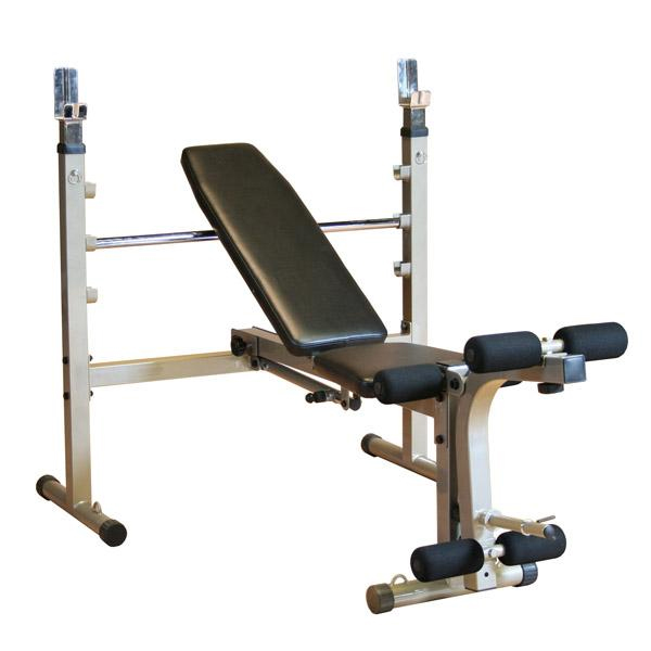 Body-Solid  (Best Fitness) Olympic Bench
