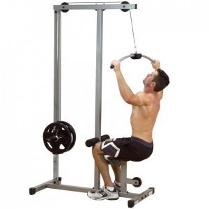 Body-Solid Lat Machine