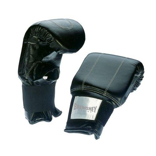 Bokshandschoen Voorgevormd - Zwart - M