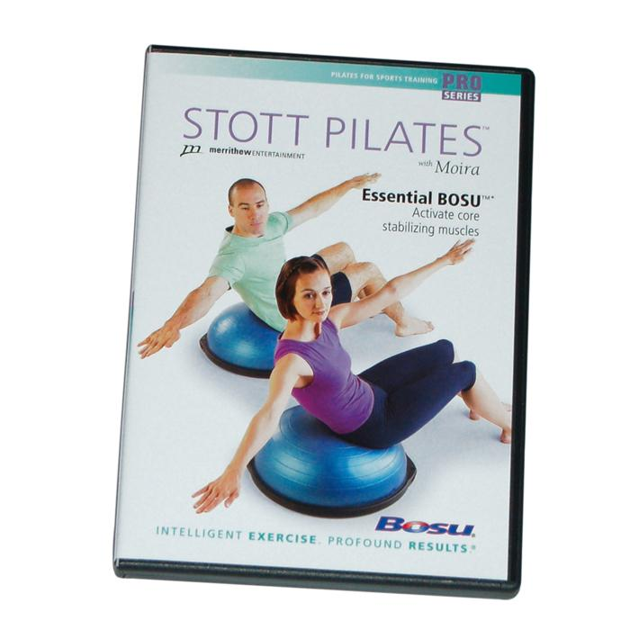 Bosu DVD pilates essential training