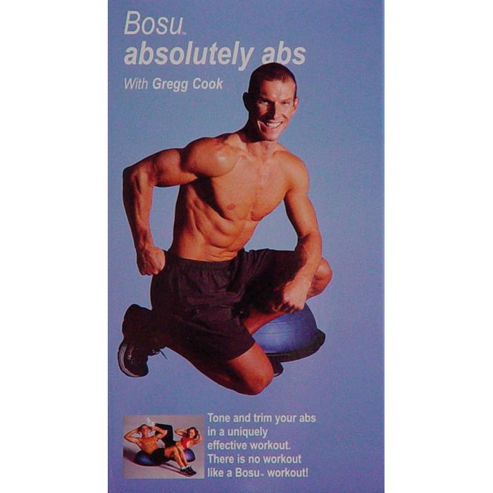 Bosu  DVD workout serie ABS Training