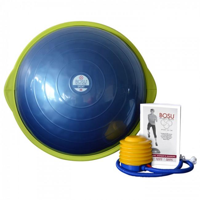 Bosu Balance Trainer Sport Edition Blauw