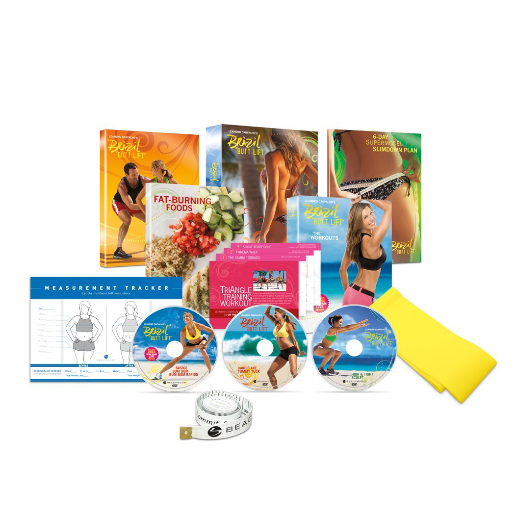 Beachbody Brazilian Butt Training DVD's